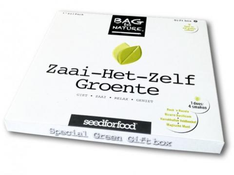 Win een Green Giftbox met zaaizakjes