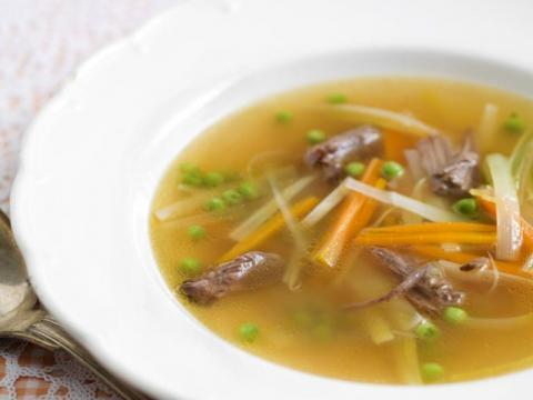 Niet zomaar een soepje
