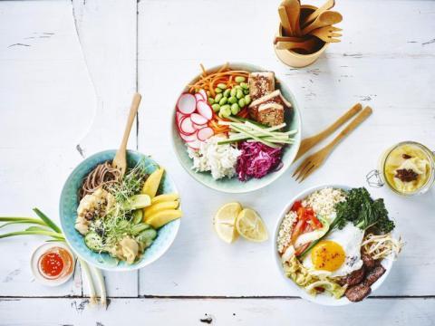Dé foodtrend van het moment: buddha bowls