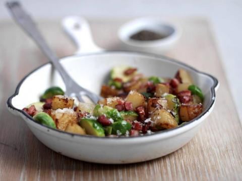 Dit zijn de populairste patatjes van 2017
