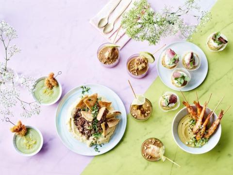 41 petits plats à partager pour un brunch de printemps