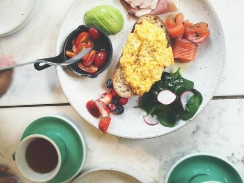 17 recettes pour un petit-déjeuner salé