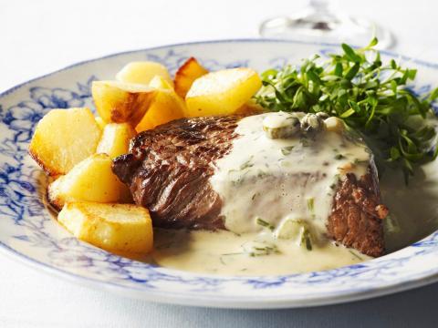 Zeg niet zomaar steak