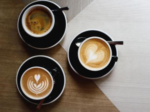 Expresso, cappuccino, macchiato: tout savoir sur les types de café