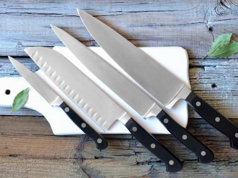 Zo blijven je keukenmessen langer scherp 2