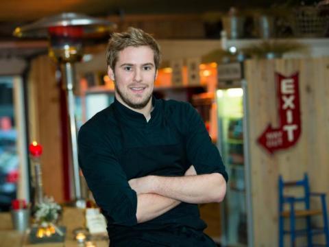 Jérémy Vandernoot Top Chef saison 9