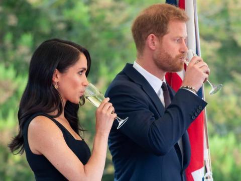 Meghan Markle et la famille royale ne peuvent pas toucher à cet aliment