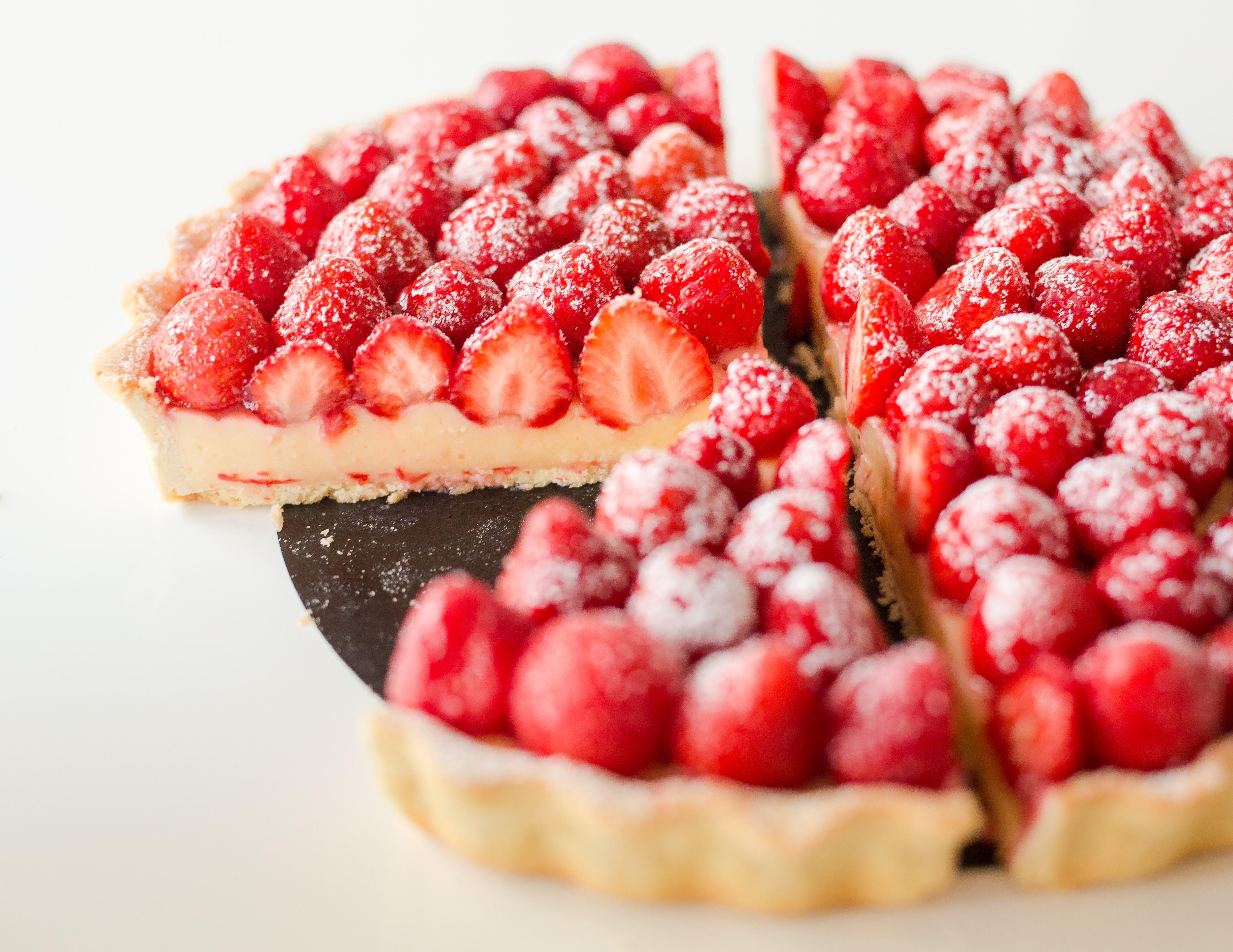 gezonde desserts bakken zonder suiker
