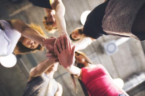 Le sport permet de créer de nouveaux liens sociaux