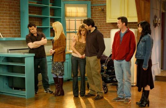 appartement Monica Friends