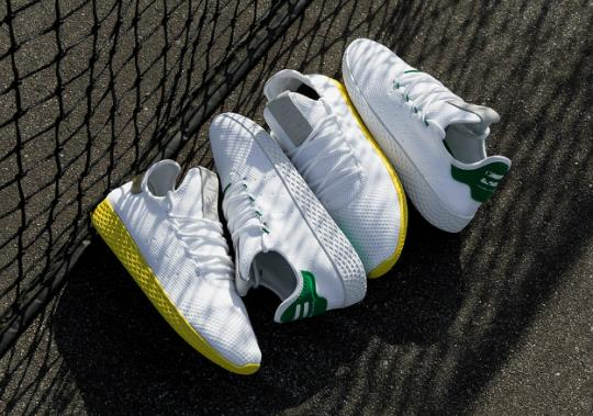 Avec Williams Adidas Pharrell De La Collab' Canon wqv8CT