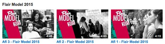 Flair Model video youtube