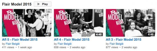 Flair Model YouTube