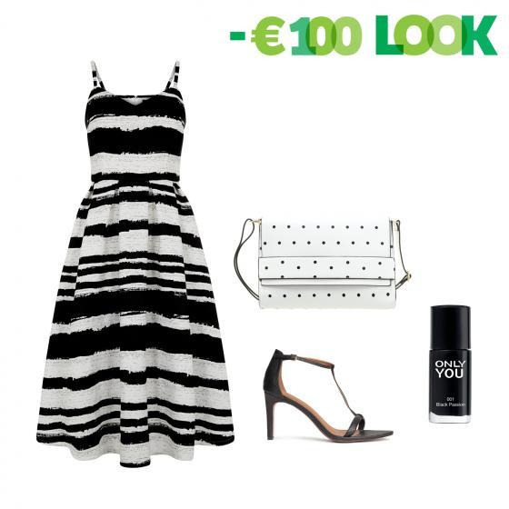 - € 100 look: the wedding edition