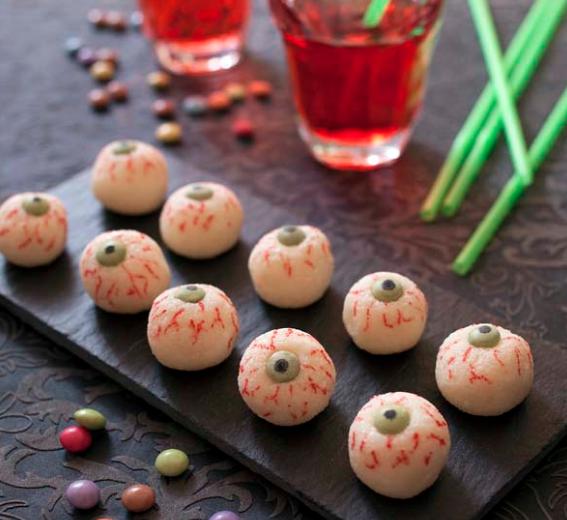 Halloween Weetjes.Halloween 5 Ideeen Voor Griezelige Vieruurtjes Libelle