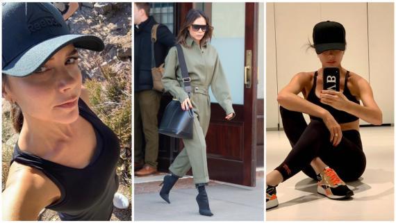 Victoria Beckham  sa routine fitness pour entretenir sa silhouette 23571facc2c