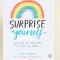 Interactief dagboek 'Surprise Yourself' door Lisa Currie