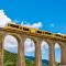 5. Petit Train Jaune,Franse Pyreneeën