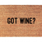 Paillasson Got Wine?»