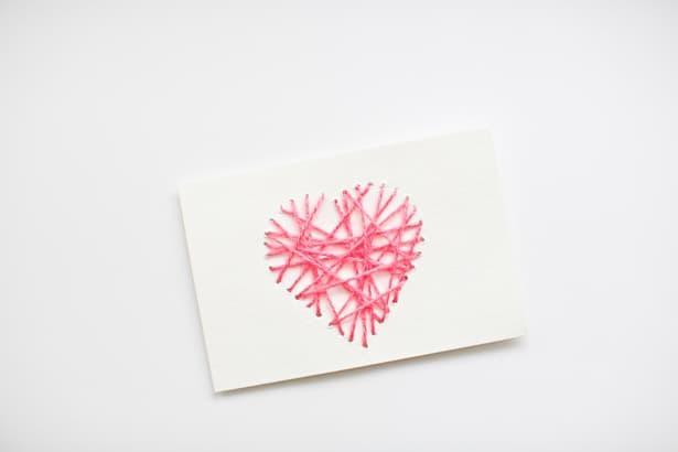 knutselen valentijn