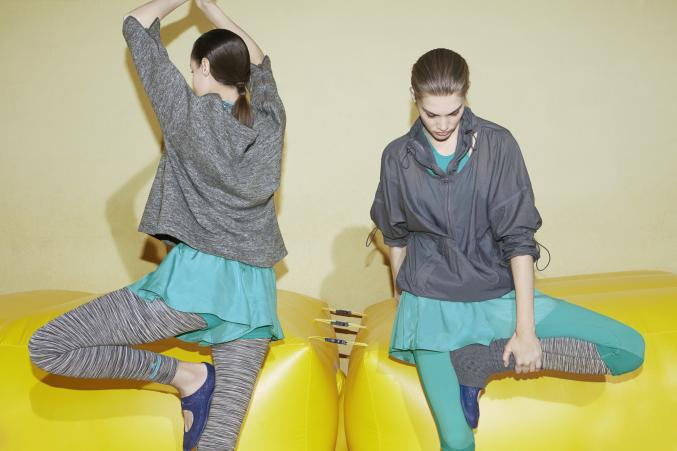 Stella McCartney pour Adidas - Yoga