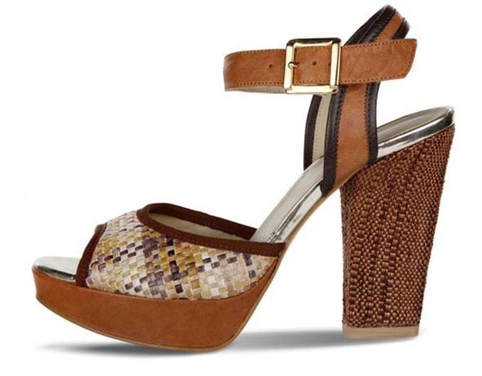 Sandales à talons - Brantano - 74,95€