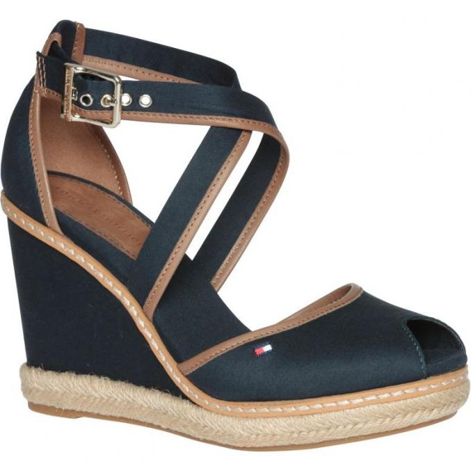 Sandales à talons - Tommy Hilfiger - 99,99€
