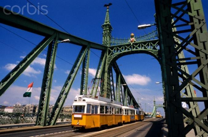 Porto - Le vieux pont de fer Gustave Eiffel