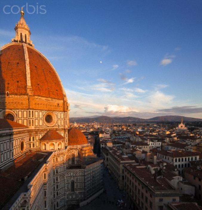 Florence - Dôme Santa Maria del Fiore