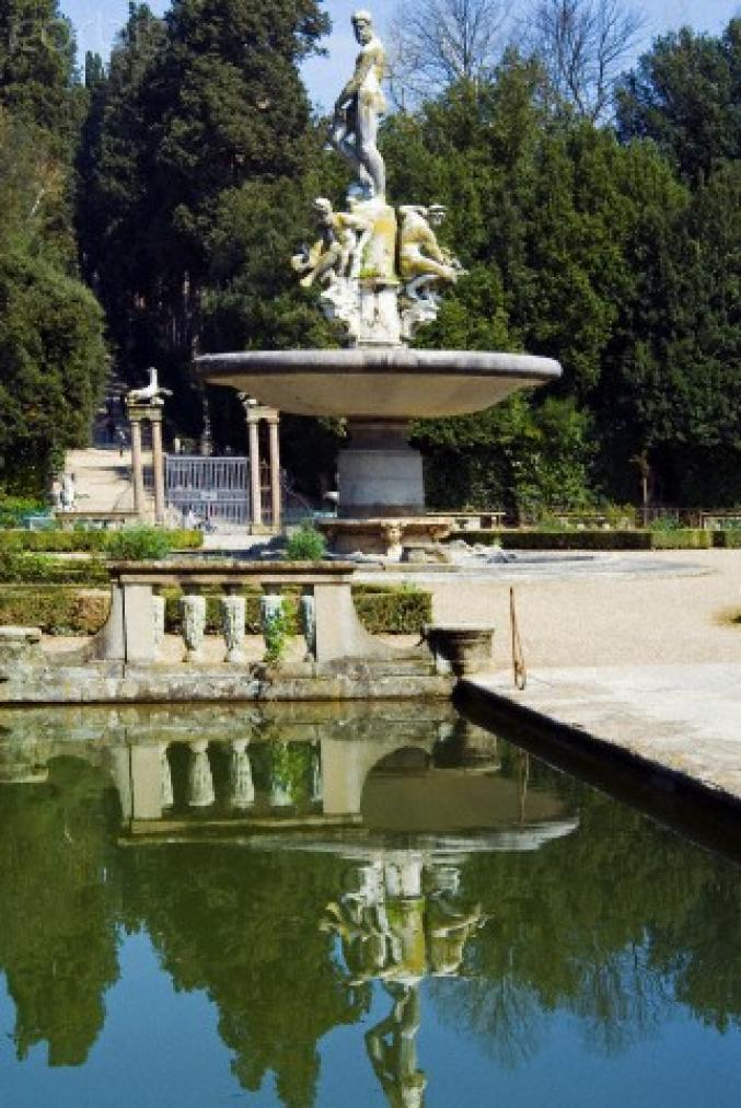 Florence - Le jardin de Boboli