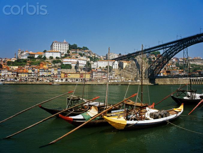 Porto - Excursion en bateau sur le Douro