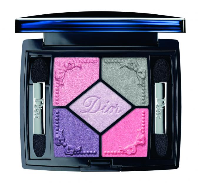 alette 5 Couleurs - Edition Trianon (Dior):