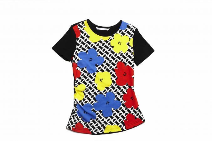 """T-Shirt """"Warhol"""" - 80€ - Diane von Furstenberg"""