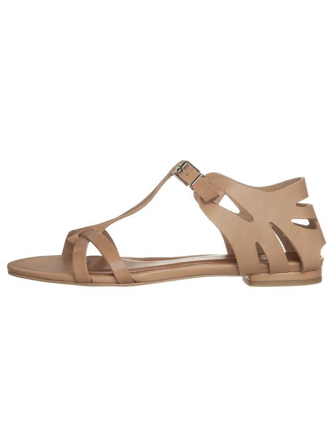 Sandales beiges - Zalando - 59,95€