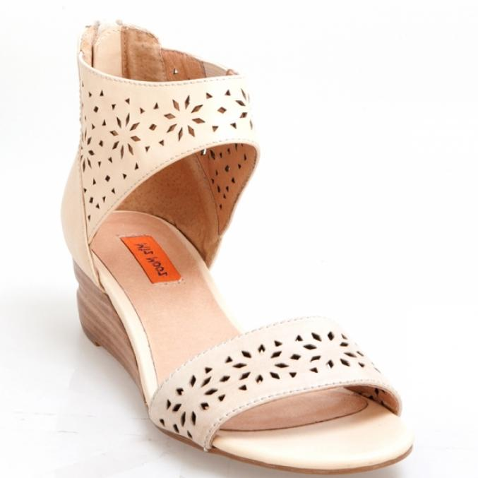 Sandales compensées - Miz Mooz - 90€