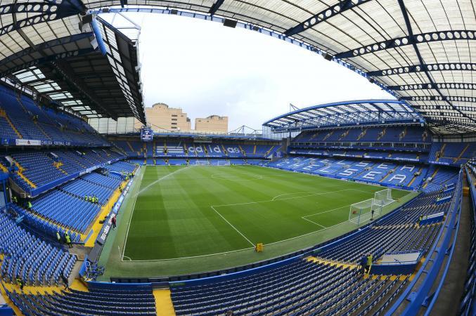Londres - Stade de foot de Chelsea