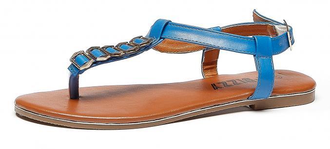 Sandales bleues - Shoe Discount - 17,99€
