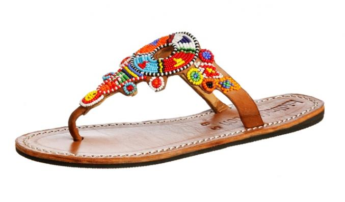 Sandales plates - Laidback London - 79,95€