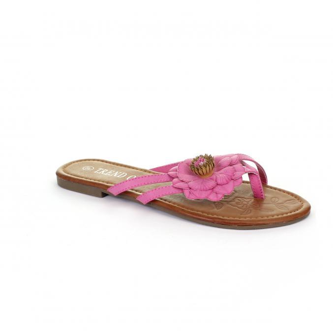 Tongs roses - Shoe Discount - 15,99€