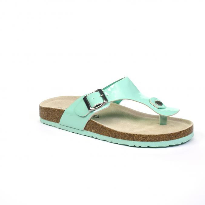 Sandales vertes - Shoe Discount - 15,99€
