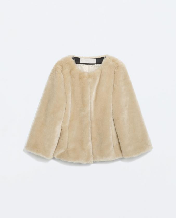 Veste - Zara - 79,95 €