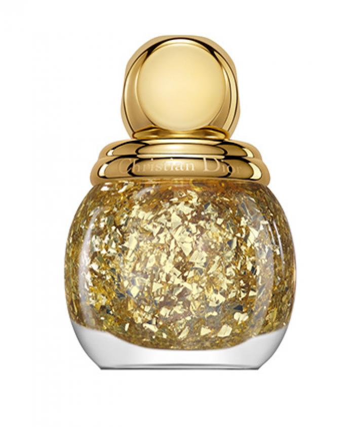 Top coat Diorific - Golden Shock (Dior)