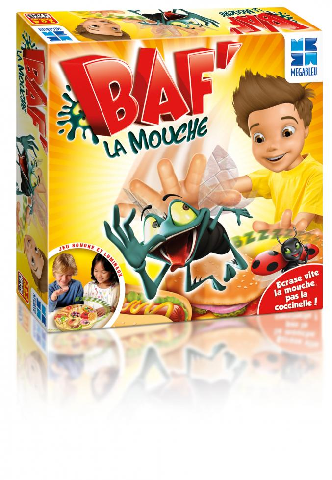 Baf' la mouche - 24,95€