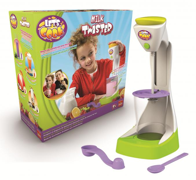 Let's Cook Milk Twister chez Goliath - 24,99€
