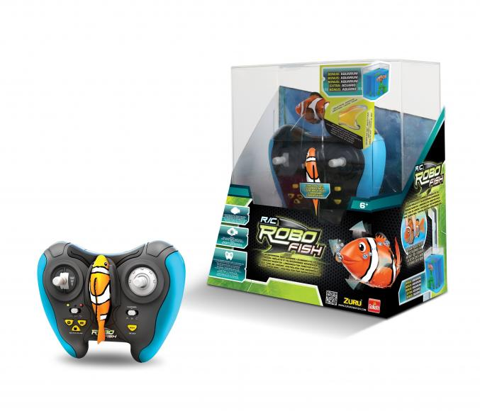 RC Robo Fish chez Goliath - 29,99€