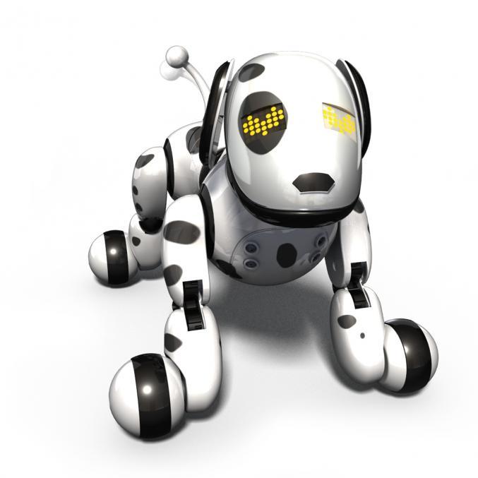 Zoomer un robot chiot - 79,99€