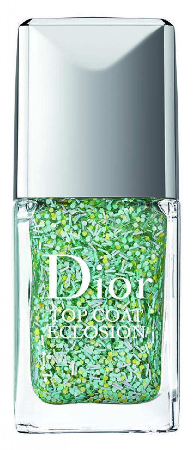 """Top coat """"Eclosion"""" (Dior)"""