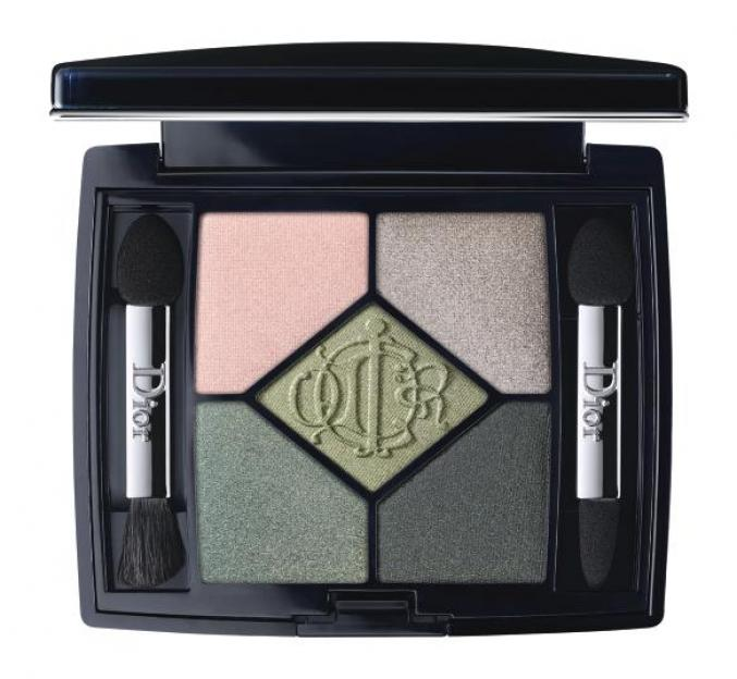 "5 Couleurs ""House of Greens"" (Dior)"