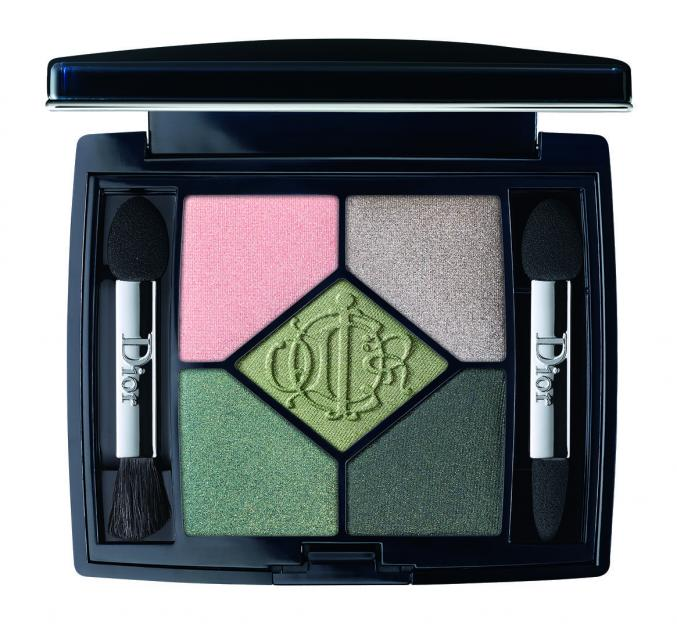 """Palette 5 Couleurs """"House of greens"""" (Dior)"""