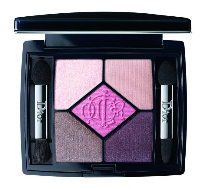 """Palette 5 Couleurs """"House of pinks"""" (Dior)"""